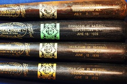 Cavalcade of Baseball Bats