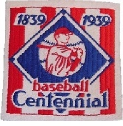 The altered patch design for Professional Baseball