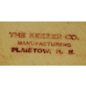 Leatherette patch maker - The Keeze Co. of Plaistow,NH