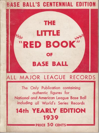 1939 Little Red Book