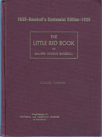 1939 The Little Red Book