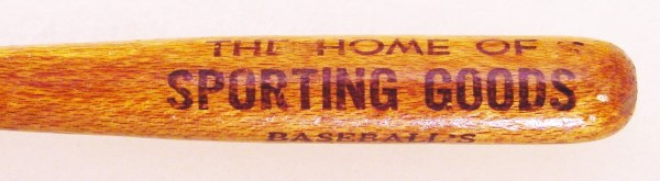 Mechanical Pencil Advertising Johnson's Sporting Goods