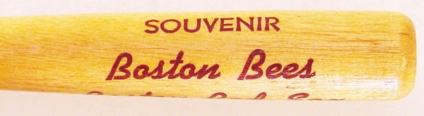 "Mechanical Pencil Advertising Boston Bees "" Red Sox"