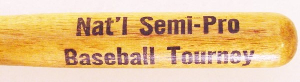 Mechanical Pencil Advertising National Semi-Pro Tourney