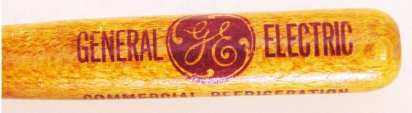 Mechanical Pencil Advertising General Electric