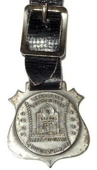 1939 Centennial >Watch Fob
